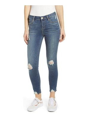 Articles of Society suzy distressed crop skinny jeans