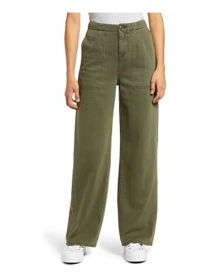Articles of Society tammy high waist wide leg jeans