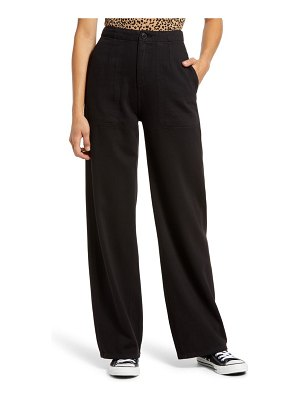 Articles of Society wide leg jeans