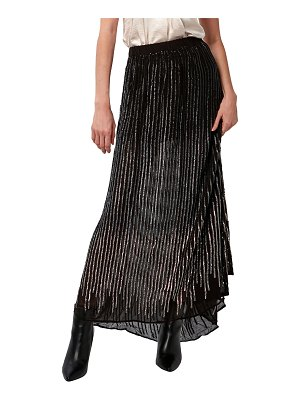 AS by DF Isolde Sequin Maxi Skirt