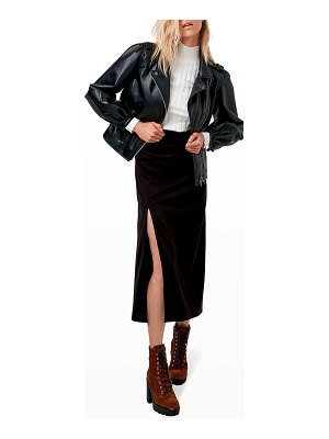 AS by DF Mercury Recycled Leather Jacket