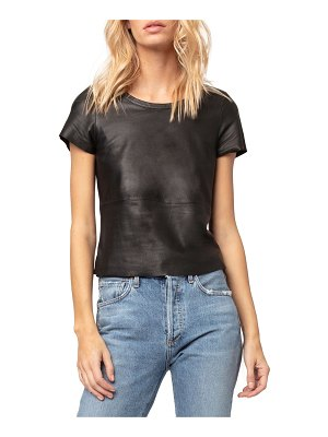 AS by DF New Guard Leather Tee