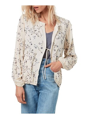 AS by DF Rose Soft Bomber Jacket