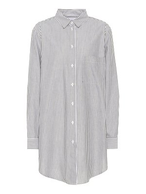 Asceno Boyfriend striped cotton shirt