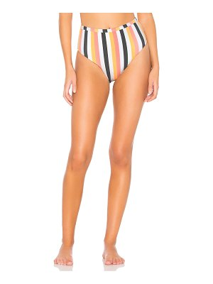 Asceno High Waisted Bikini Bottom