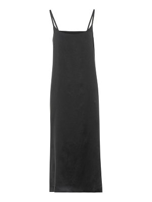 Asceno Midi-length slip dress