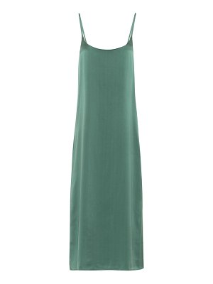 Asceno Silk slip dress