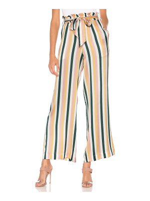 Asceno Wide Leg Trouser