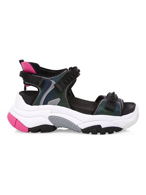 Ash adapt chunky sport sandals