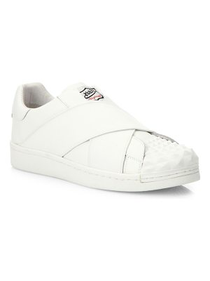 Ash Click Leather Platform Sneakers