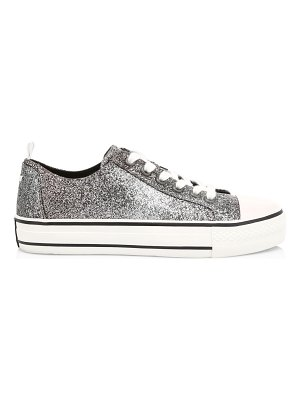 Ash vanda glitter canvas sneakers