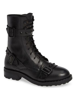 Ash witch combat boot