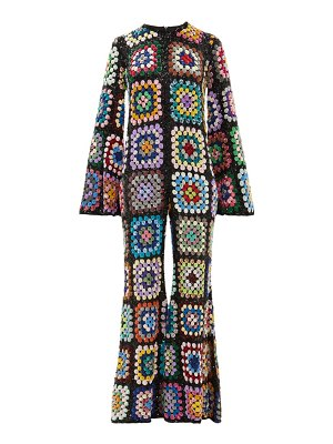 Ashish flared sequinned jumpsuit