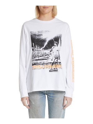 Ashley Williams dave graphic tee