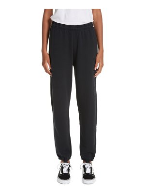 Ashley Williams don't know don't care jogger pants