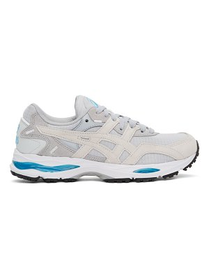 Asics grey gel-mc plus sneakers