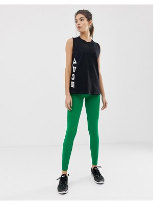 ASOS 4505 gym legging with bum sculpt seam detail
