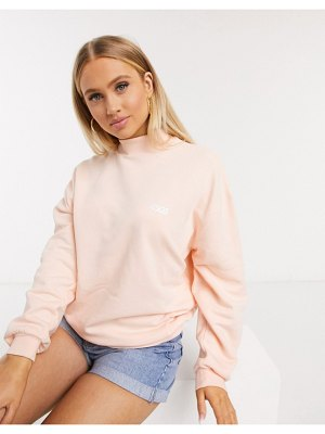 ASOS 4505 icon sweat-orange