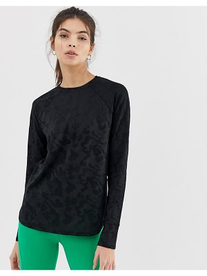 ASOS 4505 long sleeve top