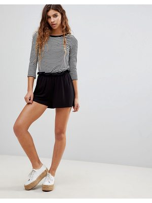 ASOS Culotte Shorts with Paperbag Waist