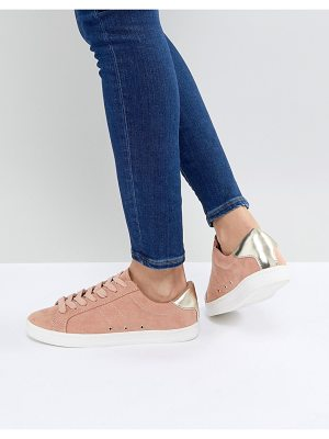 ASOS DELINA Lace Up Sneakers