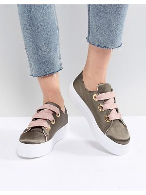 ASOS DESIGN Daxton Lace Up Sneakers