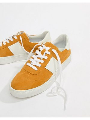 ASOS DESIGN Drizzle Lace Up Sneakers
