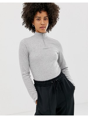 ASOS DESIGN fitted top