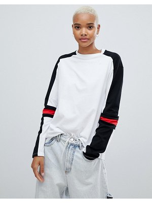 ASOS DESIGN long sleeve t-shirt