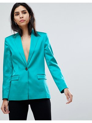 ASOS DESIGN tailored cocktail blazer