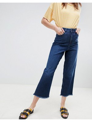 ASOS DESIGN wide leg jeans