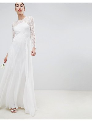 ASOS Edition asos edition wedding dress with delicate lace