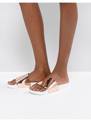 ASOS FRILLY Pool Sliders