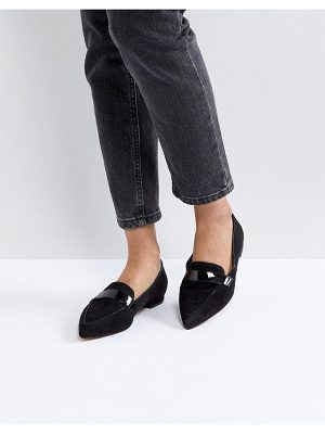 ASOS LUCY Pointed Ballet Flats