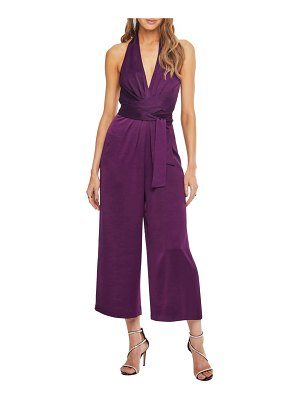 ASTR the Label boogie nights halter jumpsuit