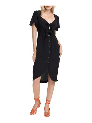 ASTR the Label cole midi dress