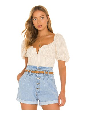 ASTR the Label daydreamer top