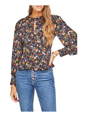 ASTR the Label lorraine print top
