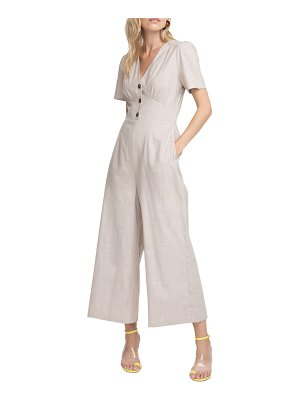 ASTR the Label wesley wide leg jumpsuit