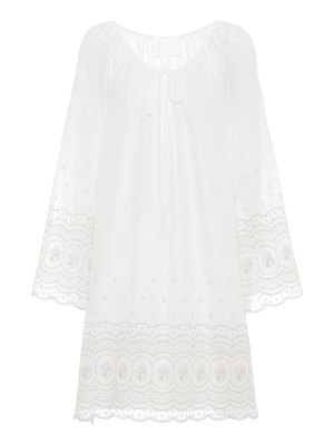 Athena Procopiou Sunday Morning cotton dress