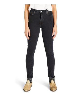 aTICA etica giselle high waist ankle skinny jeans