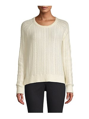 ATM Anthony Thomas Melillo cableknit sweater