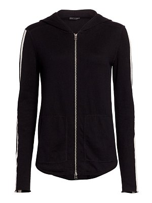 ATM Anthony Thomas Melillo cotton-blend zip-up hoodie