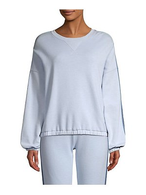 ATM Anthony Thomas Melillo cotton french terry sweatshirt