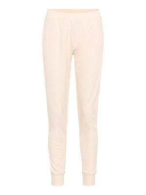 ATM Anthony Thomas Melillo French Terry cotton trackpants