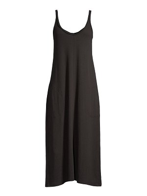 ATM Anthony Thomas Melillo high torison tank midi dress