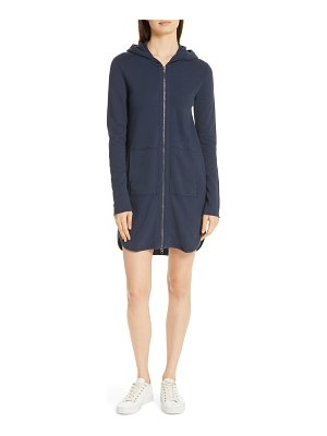 ATM Anthony Thomas Melillo hooded french terry dress