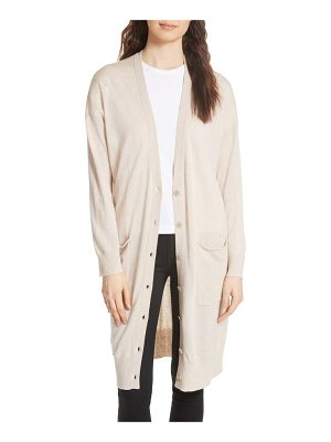 ATM Anthony Thomas Melillo long silk blend cardigan