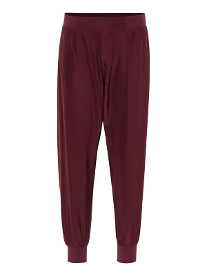ATM Anthony Thomas Melillo silk pants