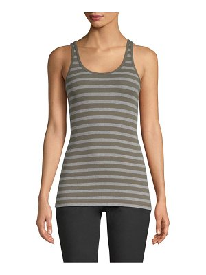 ATM Anthony Thomas Melillo striped tank